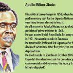 Geschichte Uganda
