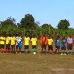 Schulleben - Schulsport Afrika