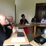 Entwicklungsarbeit Uganda
