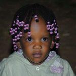 Kopfschmuck Kinder Afrika