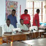 tailoring in Uganda Africa