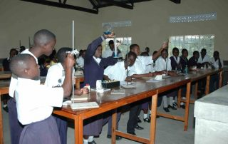 Naturwissenschaft Uganda