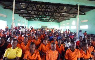 Schulprojekt Uganda