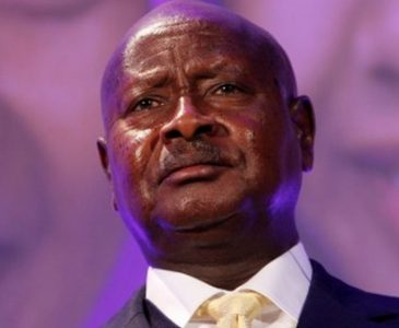 Geschichte Ugandas